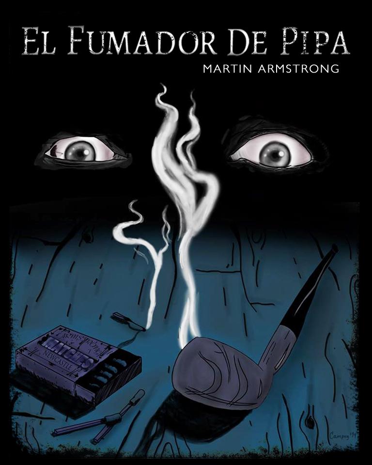 el fumador de pipa martin armstrong Psicofonías audio relatos cuentos terror